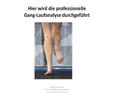 4 professionelle gang laufanalyse